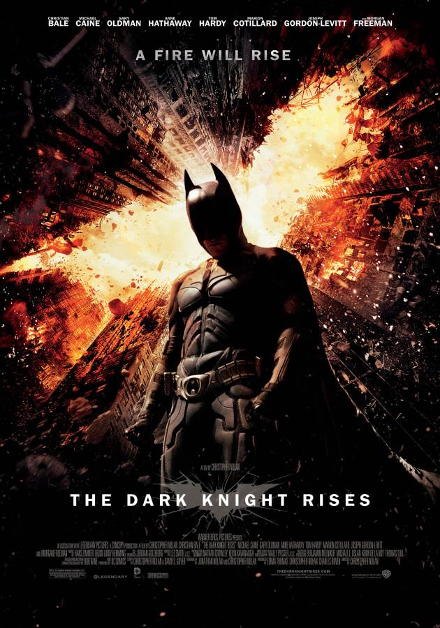 The Dark Knight Rises Movie Review English