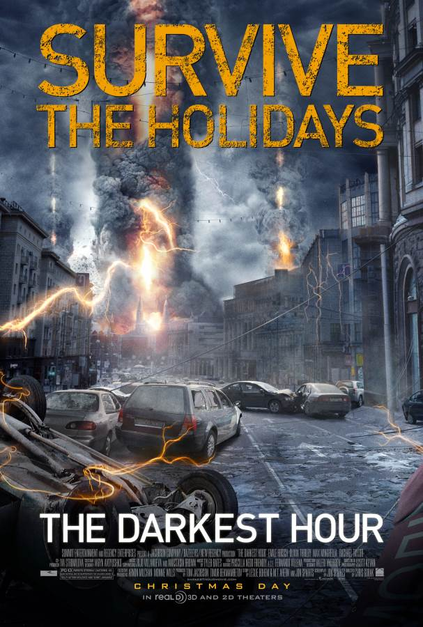 The Darkest Hour Movie Review English