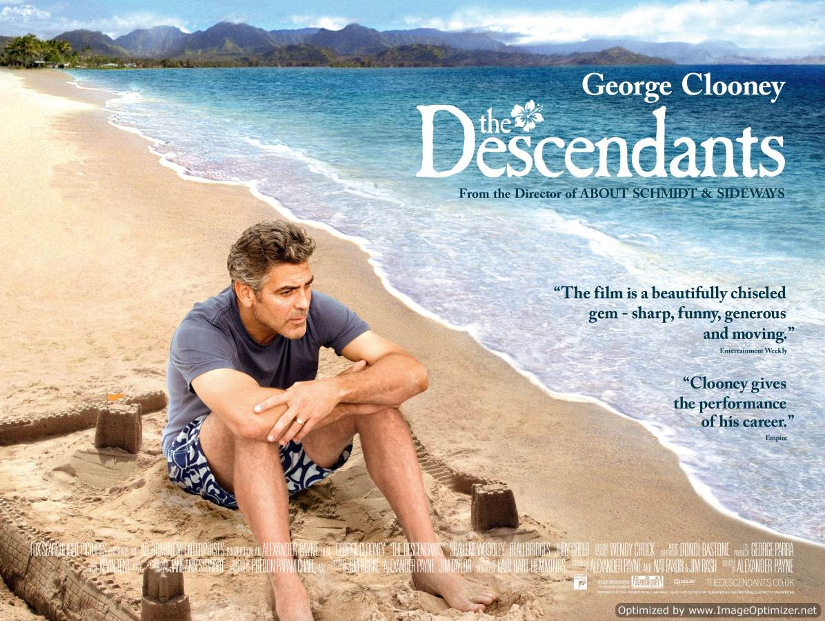 The Descendants Movie Review English