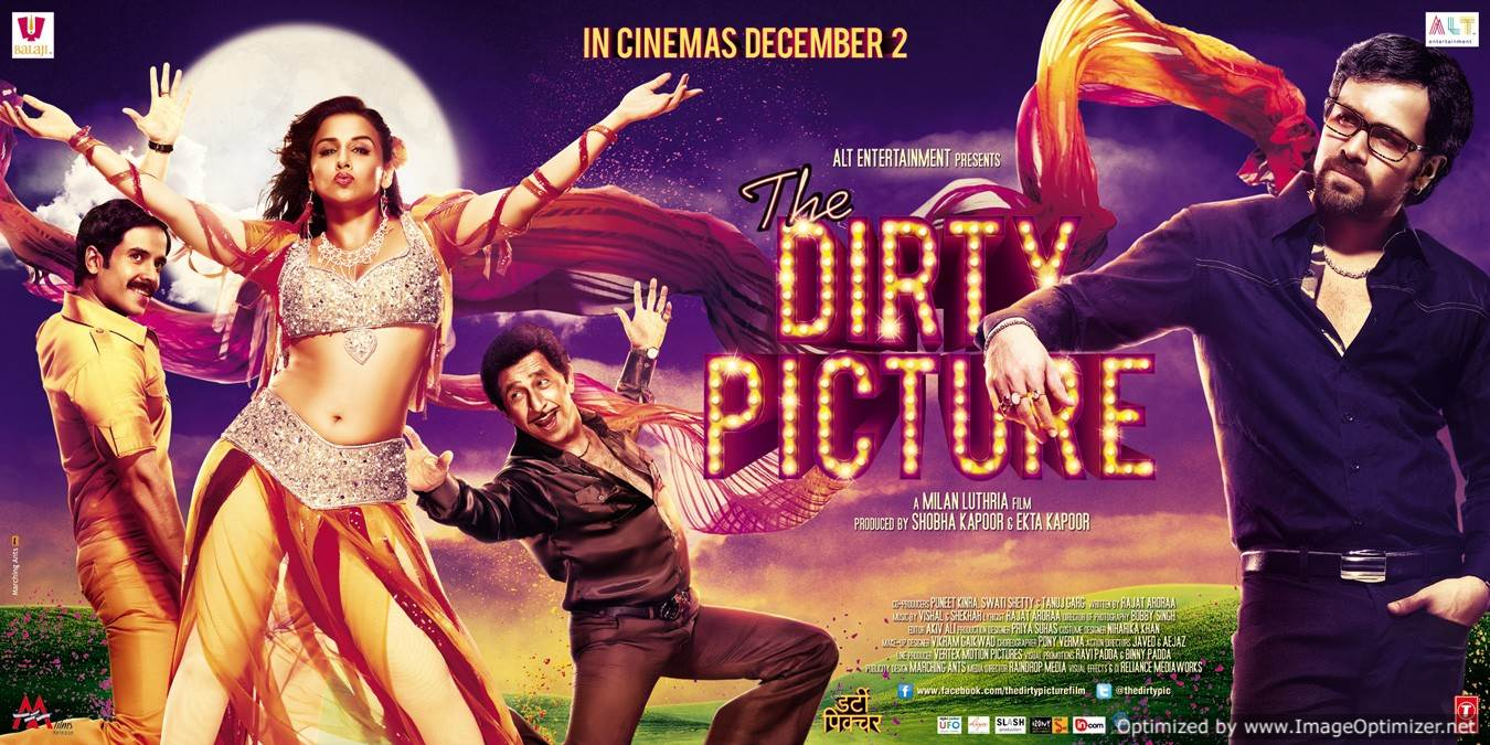 The Dirty Picture Movie Review Hindi