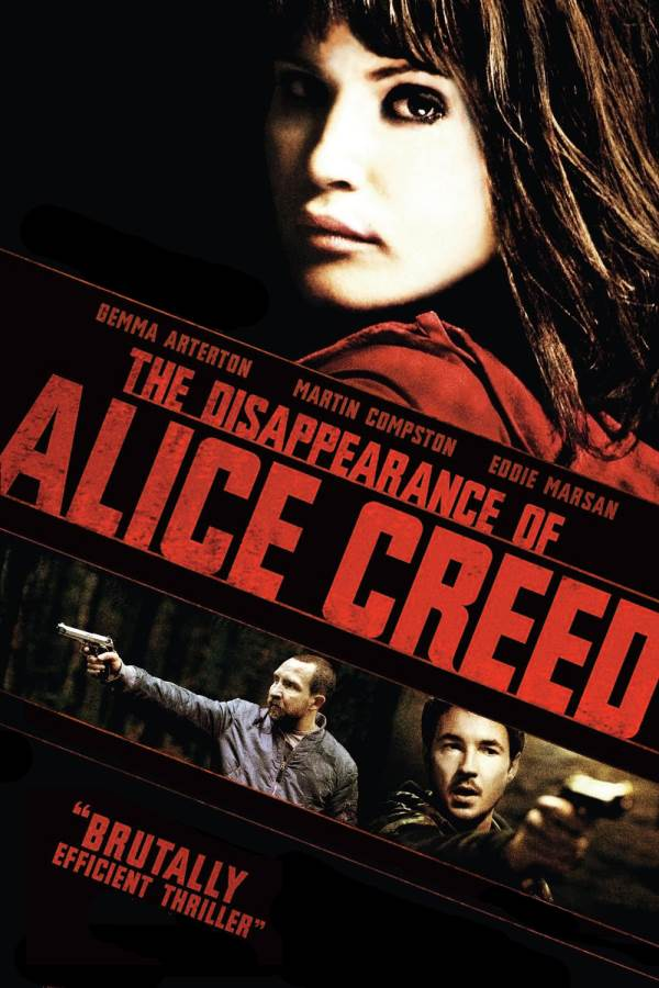The Disappearance Of Alice Creed Movie Review English