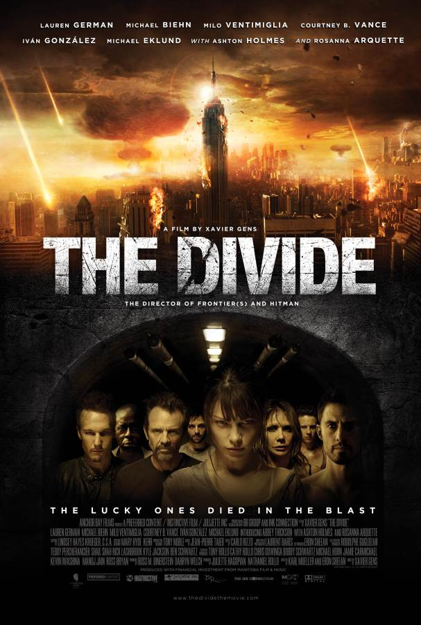 The Divide Movie Review English