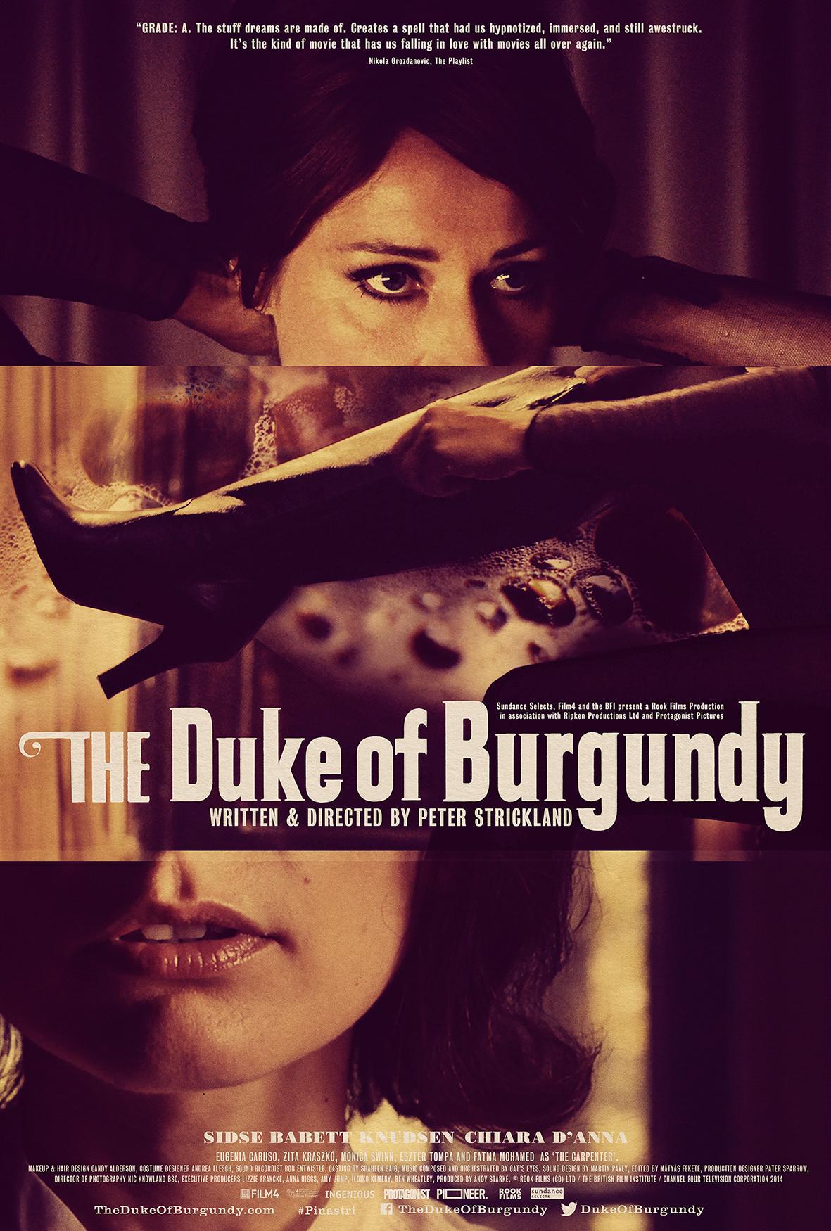 The Duke of Burgundy Movie Review English