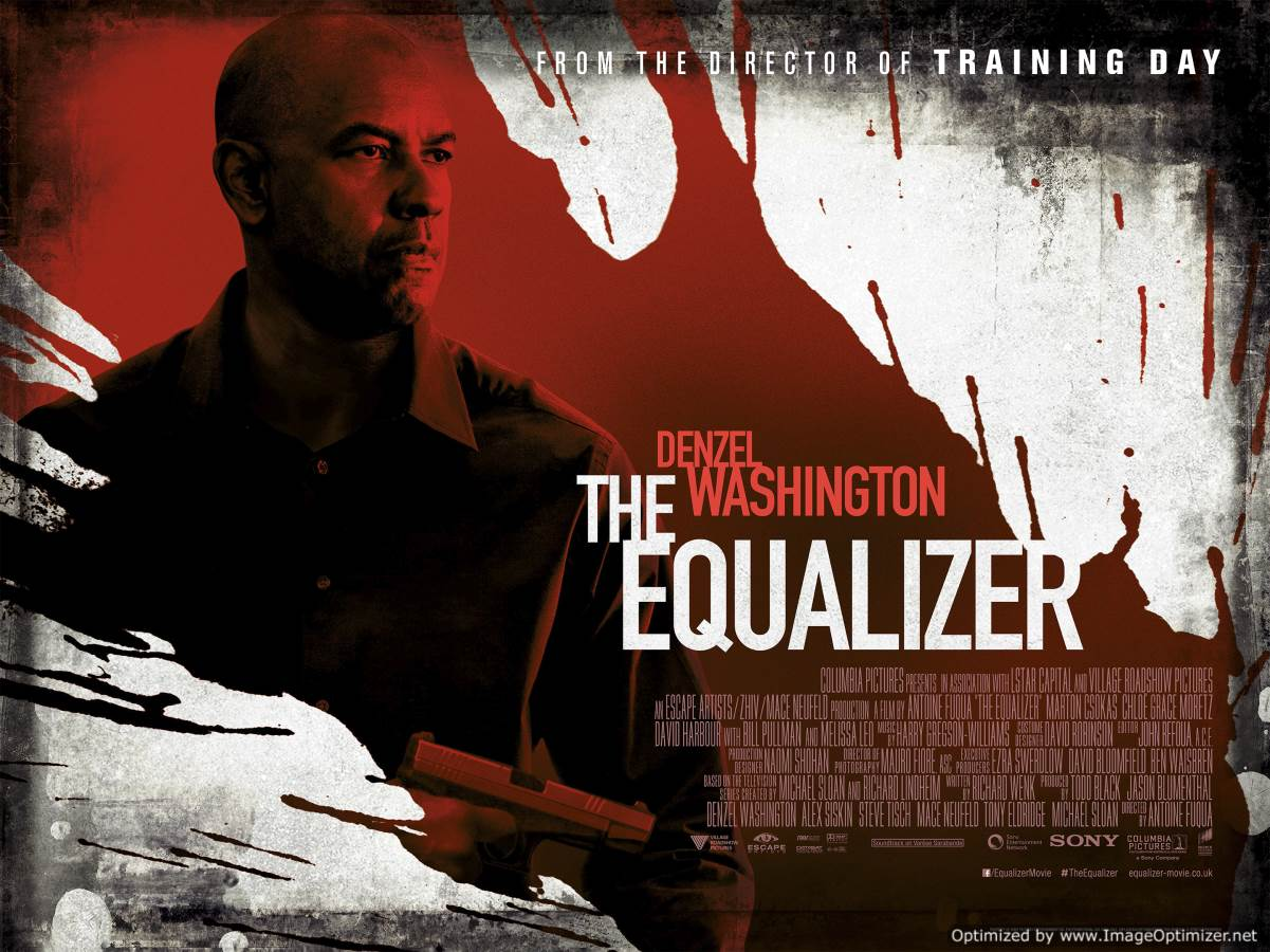 The Equalizer Movie Review English