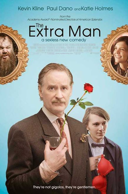 The Extra Man Movie Review English Movie Review