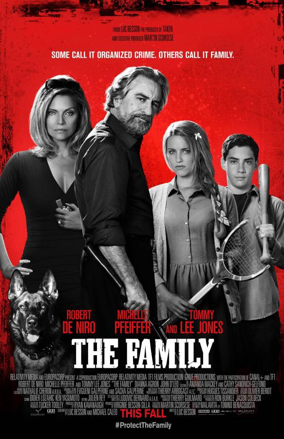 The Family Movie Review English