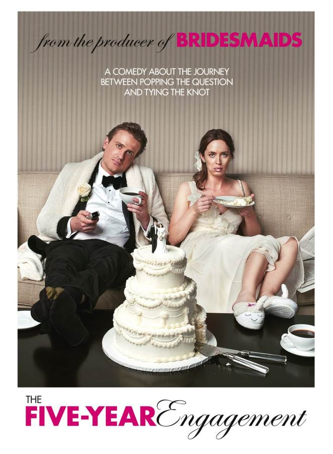 The Five-Year Engagement Movie Review English