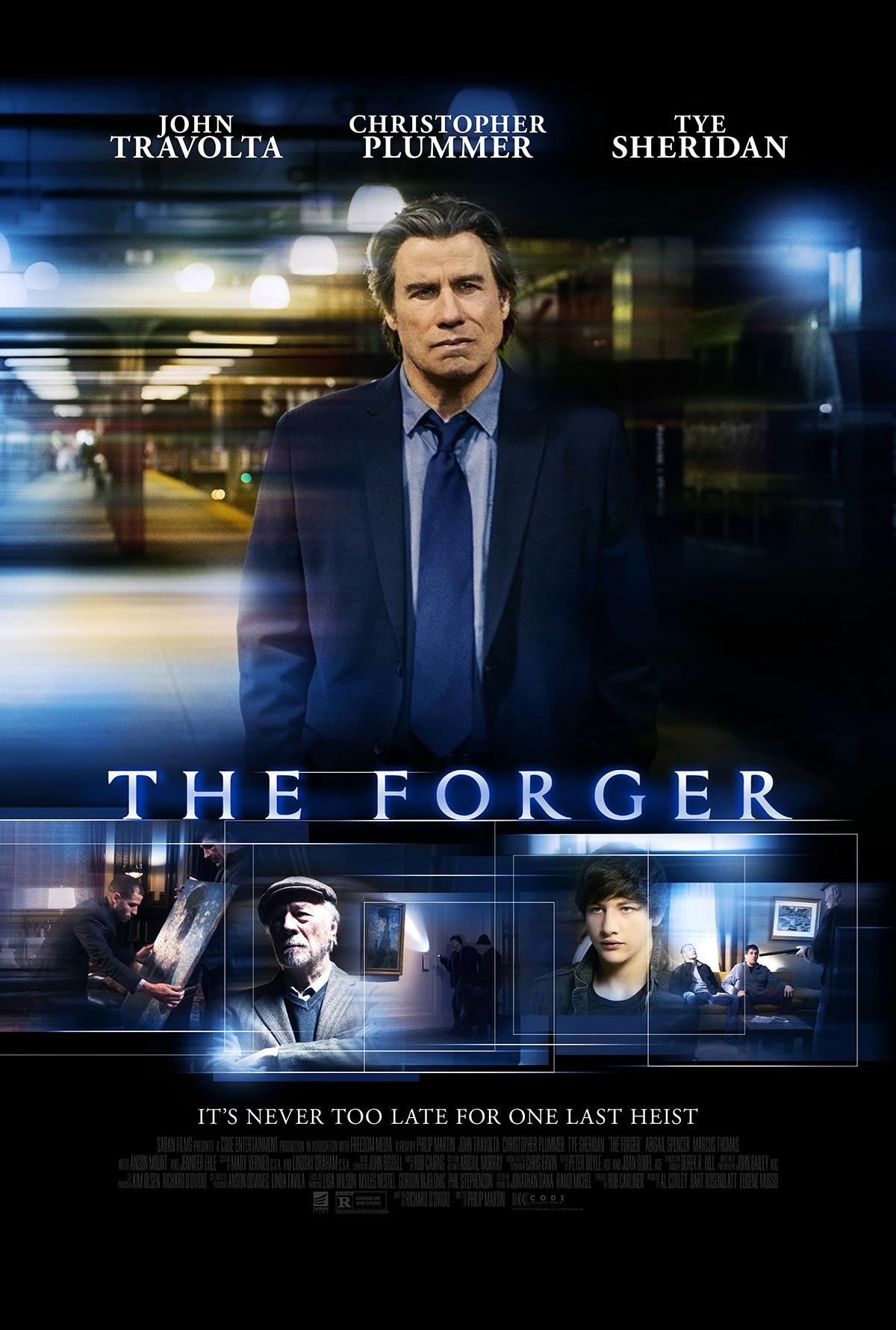 The Forger Movie Review English