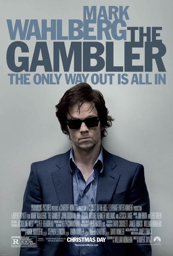 The Gambler Movie Review English