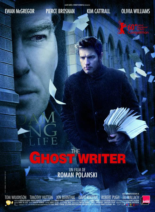 The Ghost Writer Movie Review English