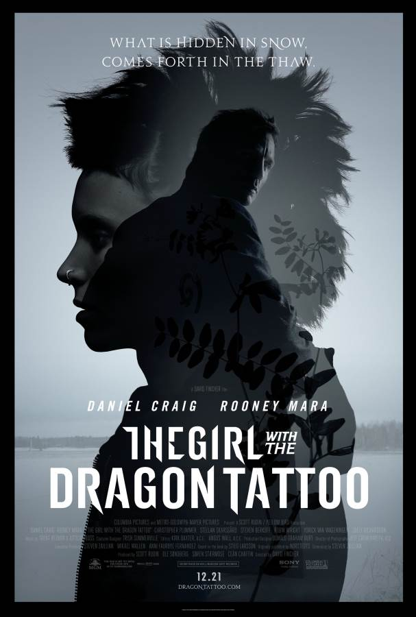 The Girl With The Dragon Tattoo Movie Review English
