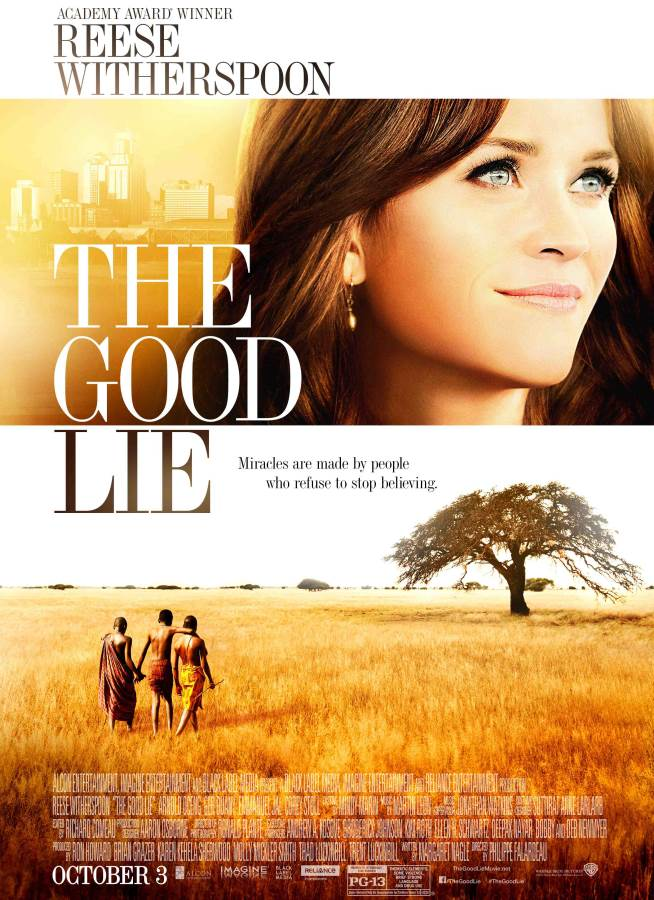 The Good Lie Movie Review English