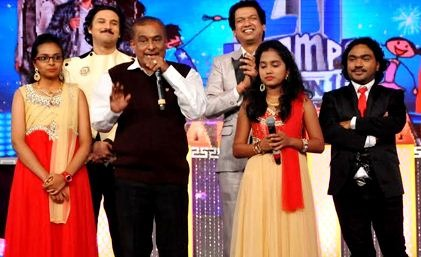 "The Grand Finale Of ""Saregama"" Season 10 With E.."