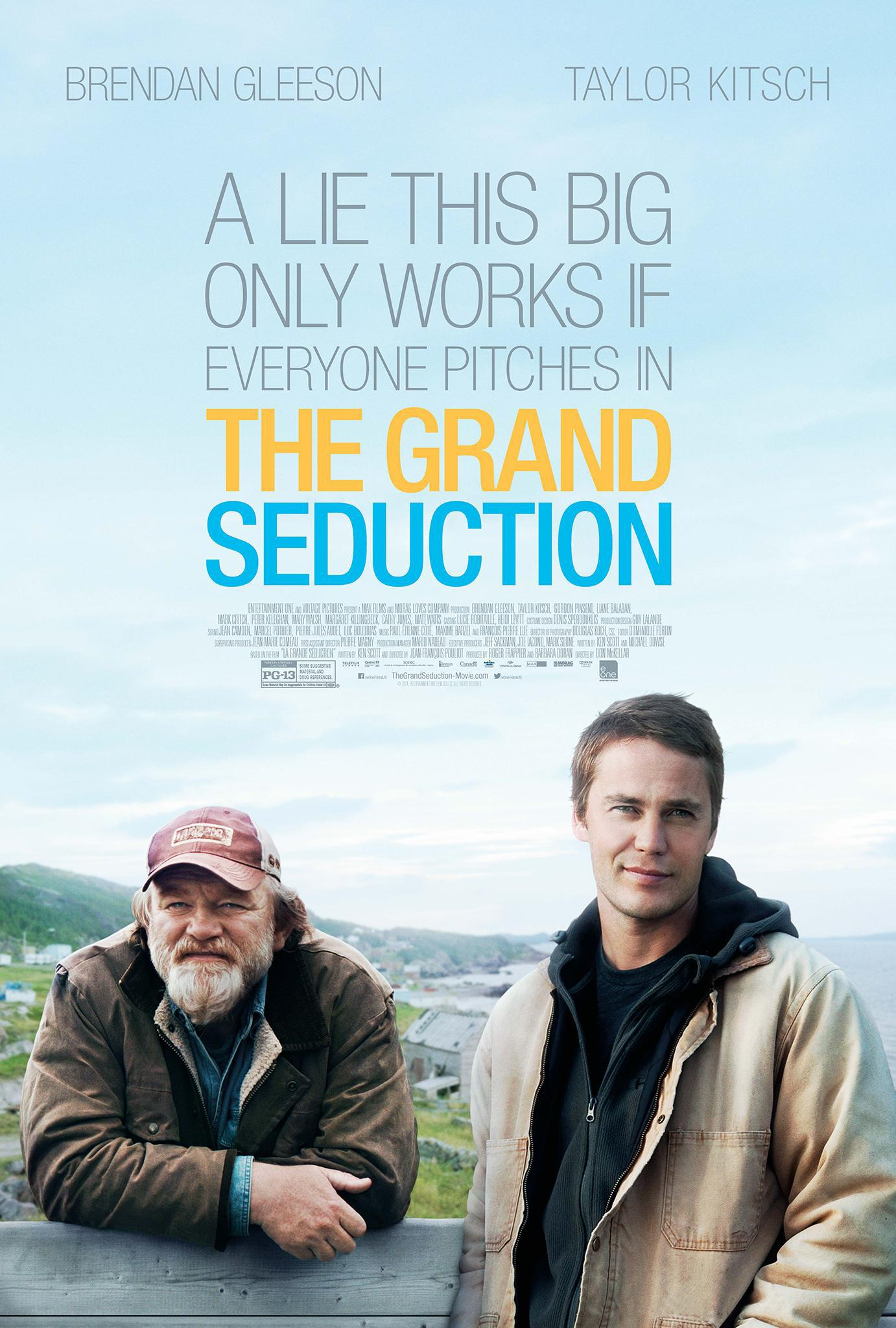 The Grand Seduction Movie Review English