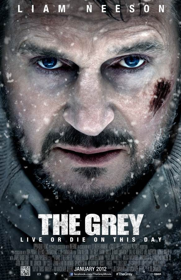 The Grey Movie Review English