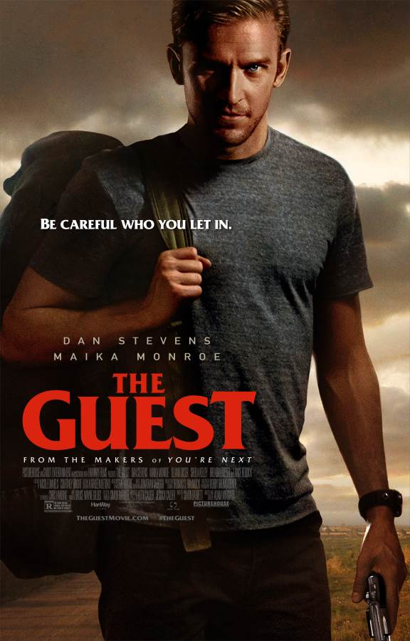 The Guest Movie Review English