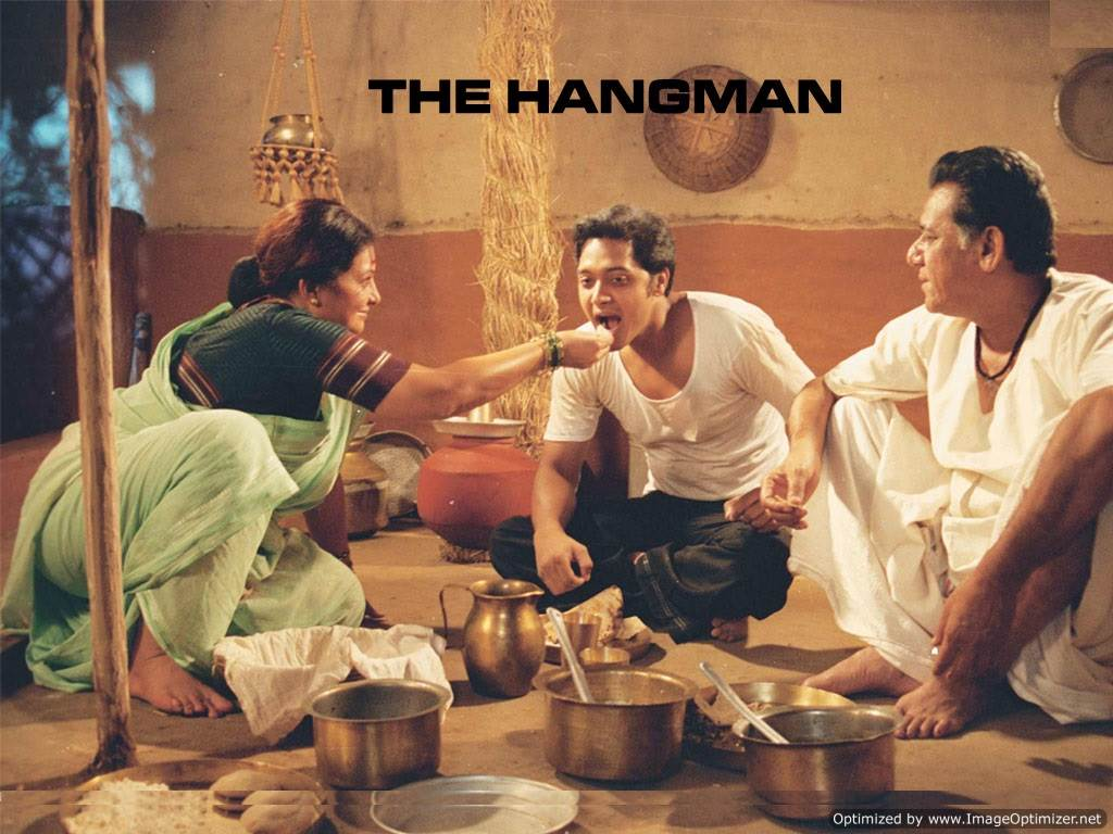 The Hangman Movie Review Hindi