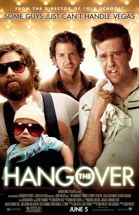 The Hangover Movie Review English