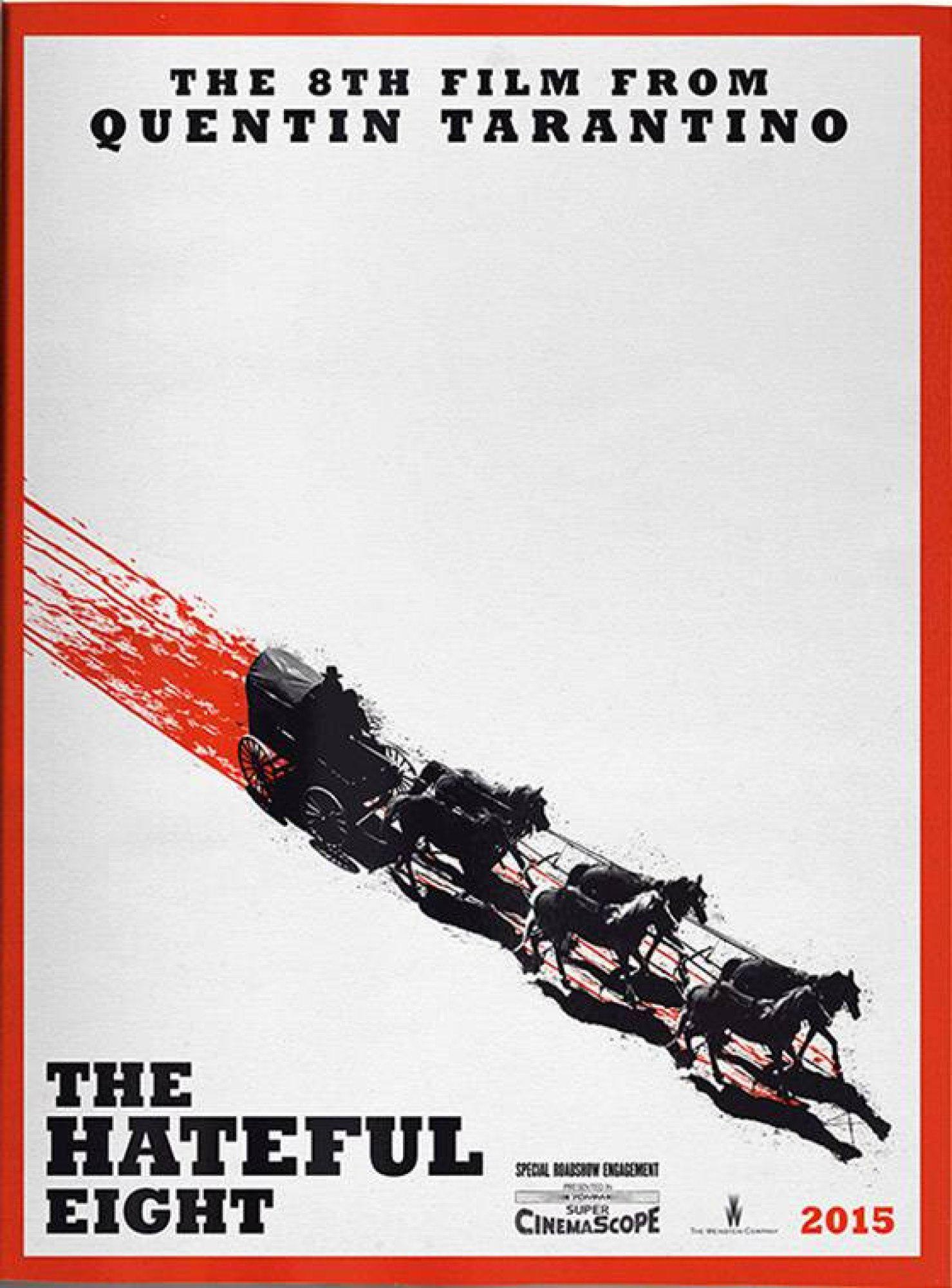 The Hateful Eight Movie Review English
