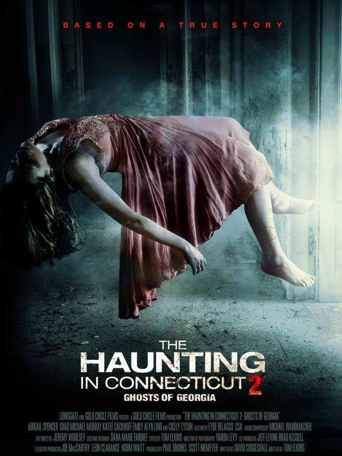 The Haunting In Connecticut 2: Ghosts Of Georgia Movie Review English