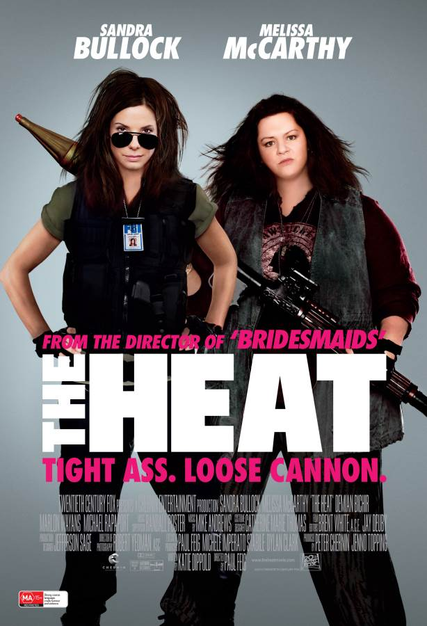 The Heat Movie Review English