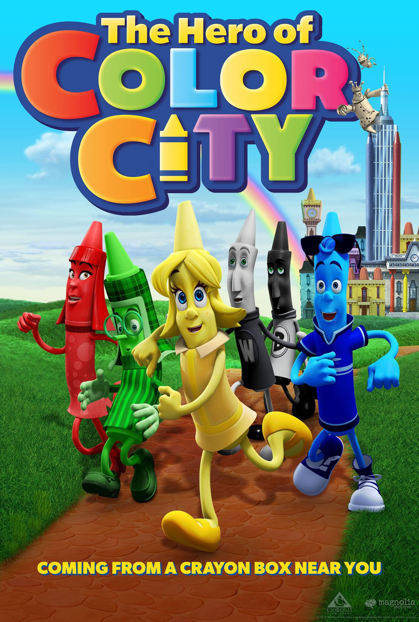The Hero Of Color City Movie Review English