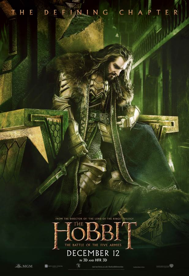 The Hobbit: The Battle Of The Five Armies Movie Review English