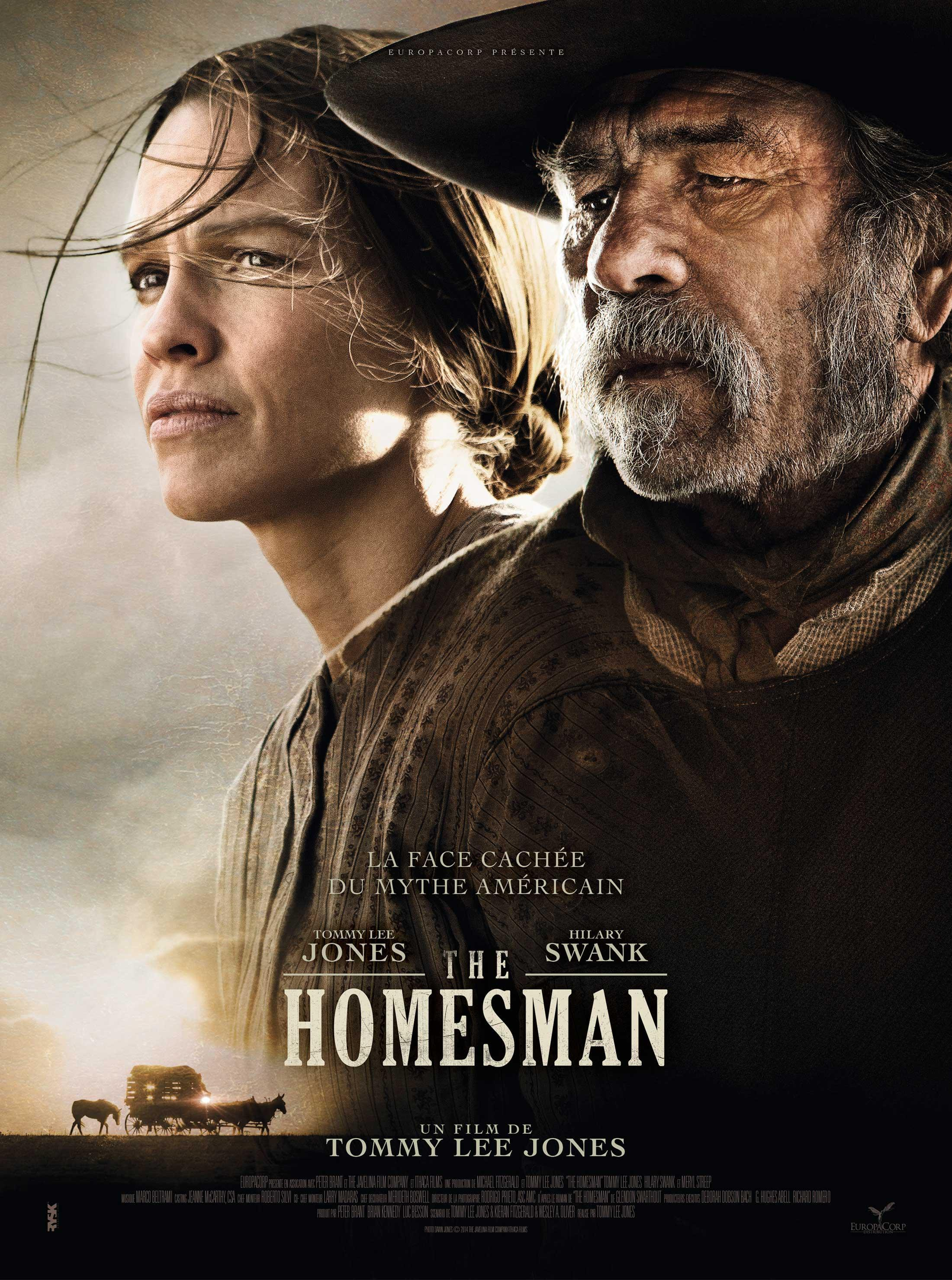 The Homesman Movie Review English