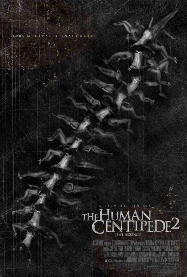 The Human Centipede 2 (First Sequence) Movie Review English