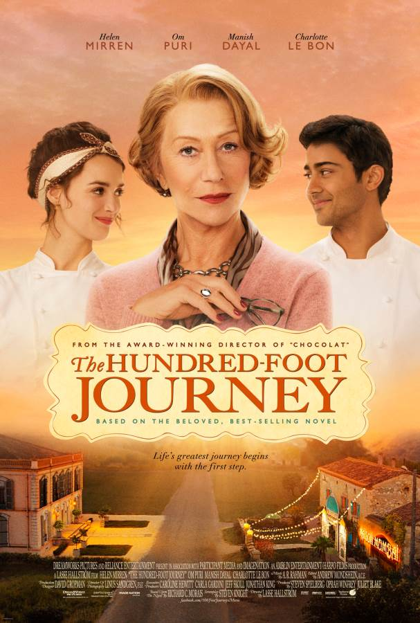 The Hundred Foot Journey Movie Review English