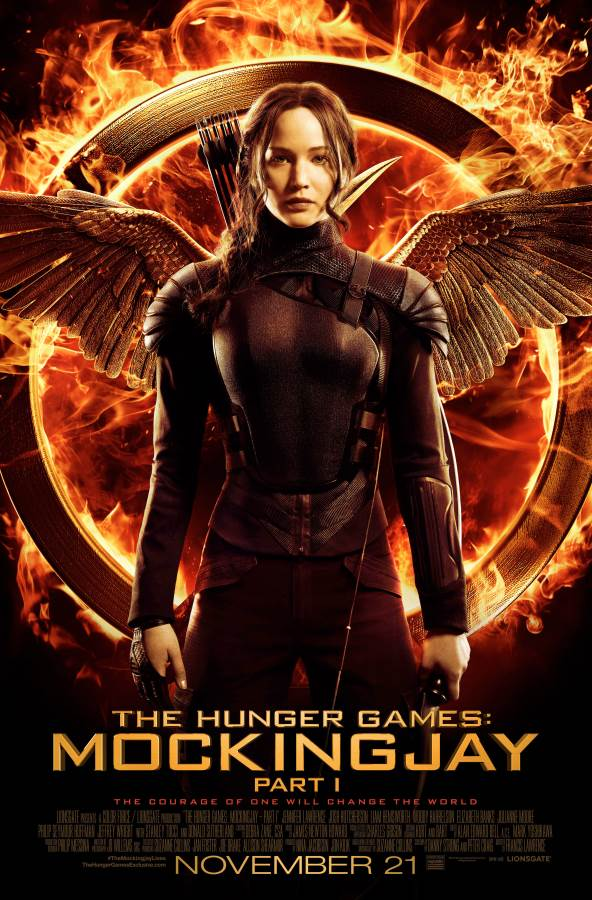 The Hunger Games: Mockingjay – Part 1 Movie Review English