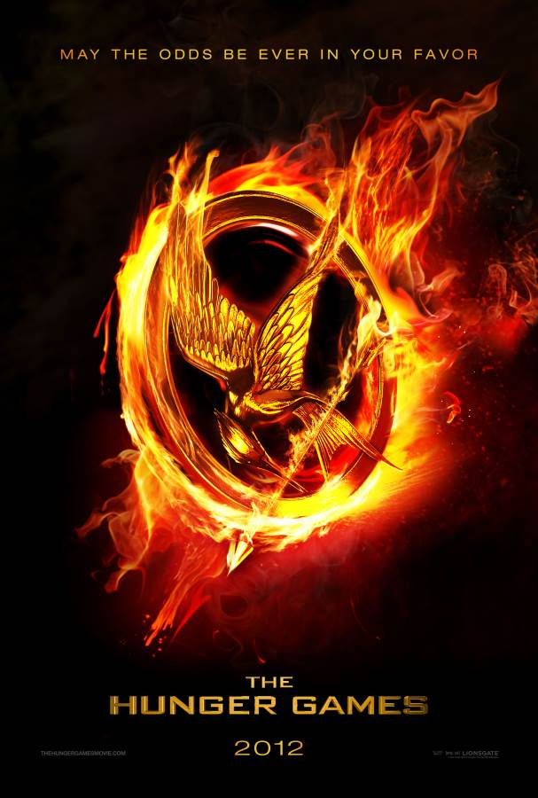 The Hunger Games Movie Review English