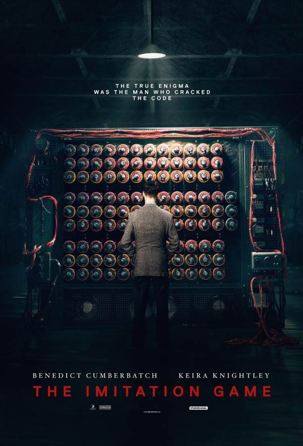 The Imitation Game Movie Review English