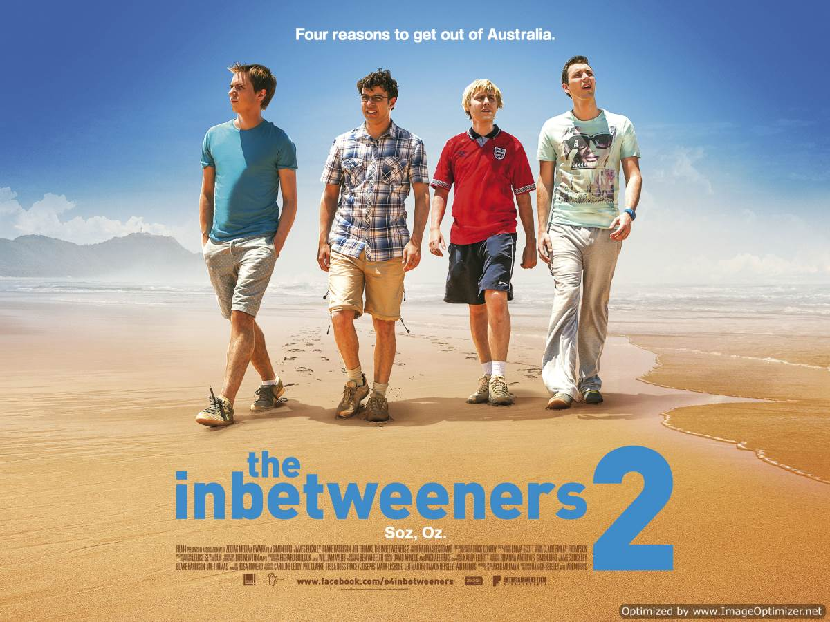 The Inbetweeners 2 Movie Review English