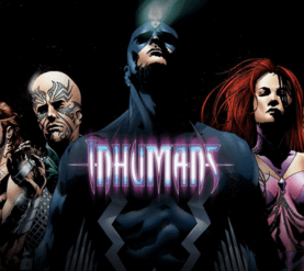 The Inhumans Movie Review English Movie Review