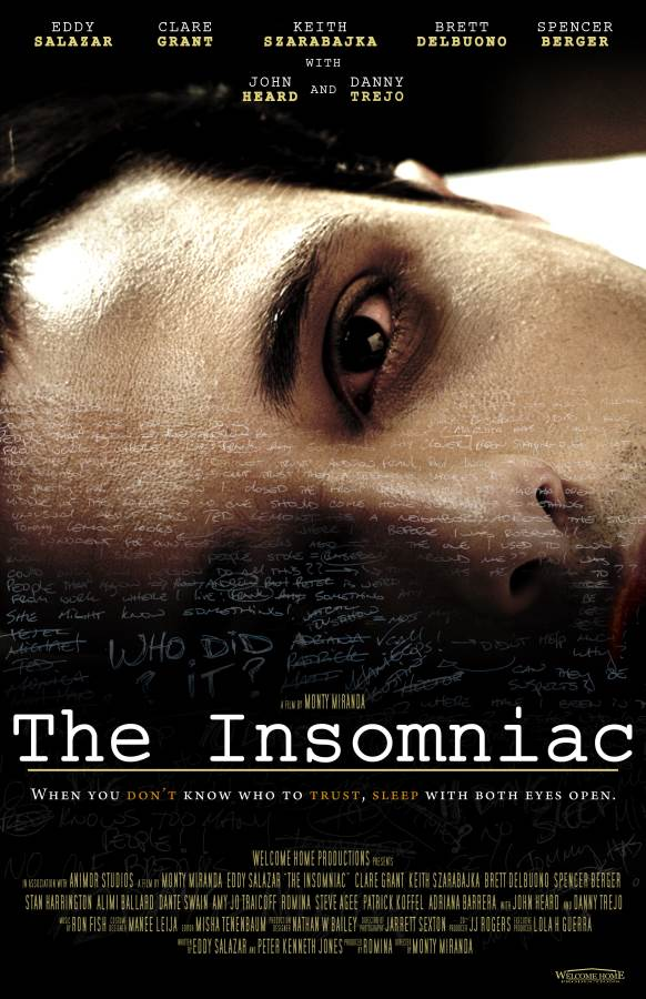 The Insomniac Movie Review English