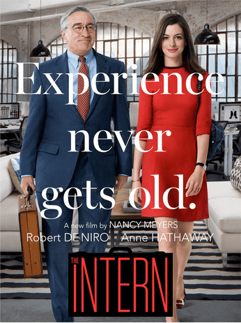 The Intern Movie Review  English