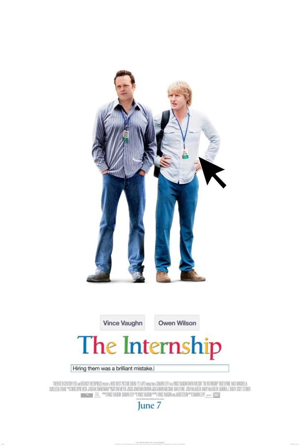 The Internship Movie Review English