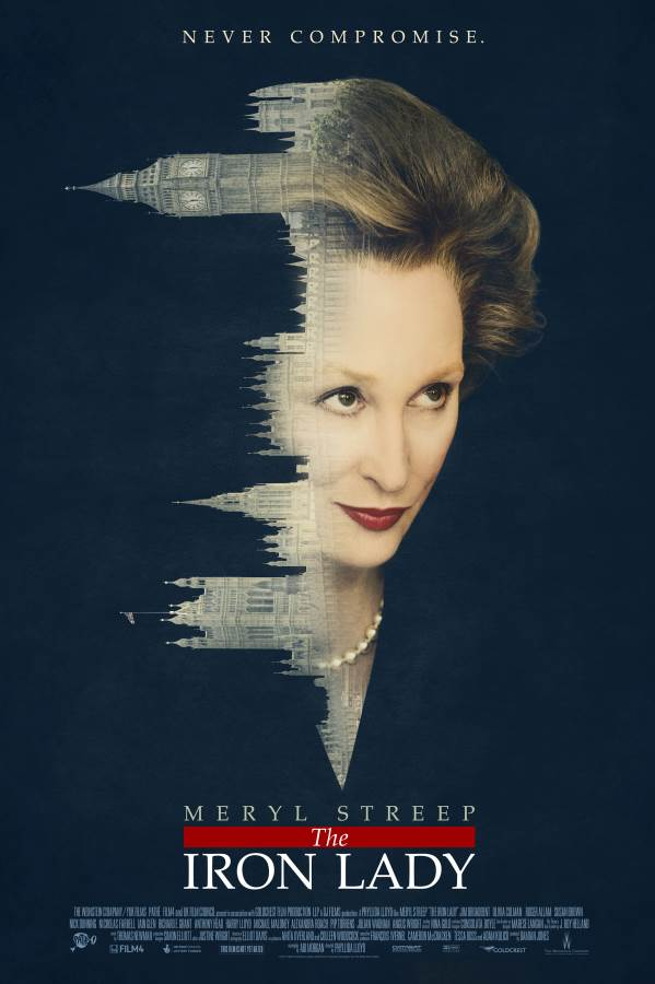 The Iron Lady Movie Review English