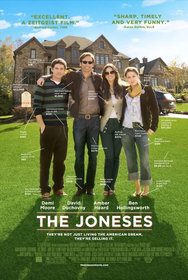 The Joneses Movie Review English