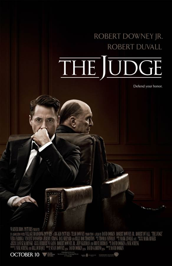 The Judge Movie Review English