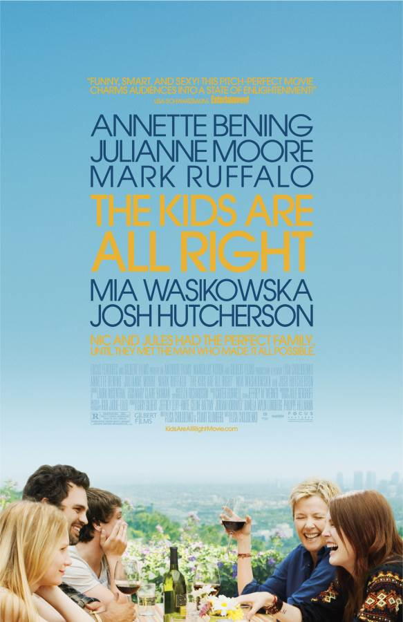 The Kids Are All Right Movie Review English
