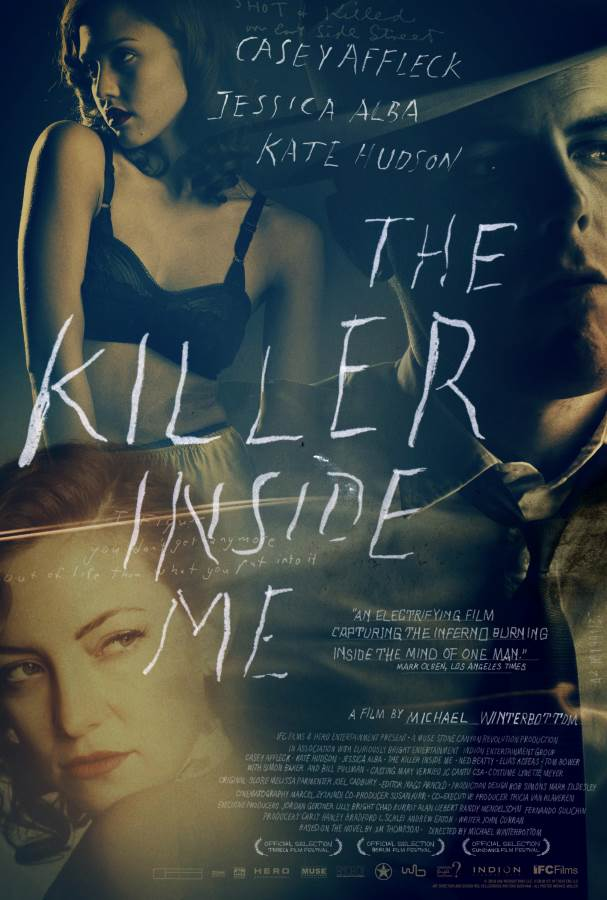 The Killer Inside Me Movie Review English