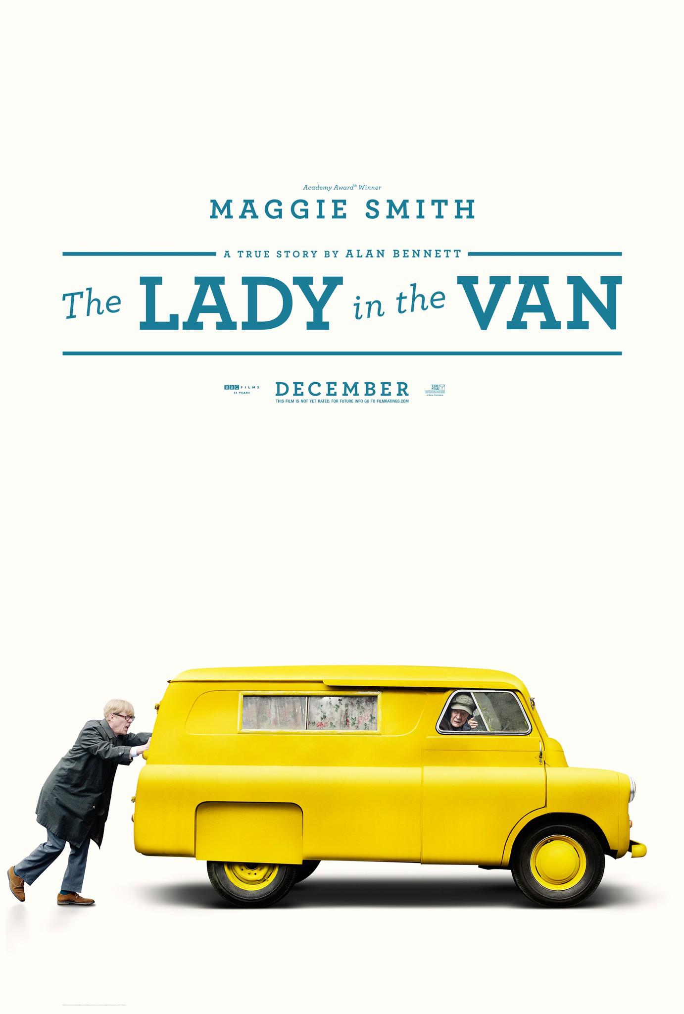 The Lady in the Van Movie Review English