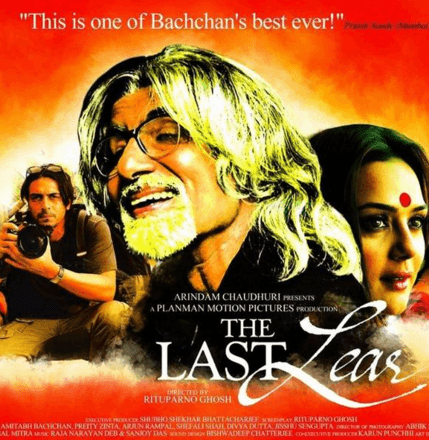 The Last Lear Movie Review