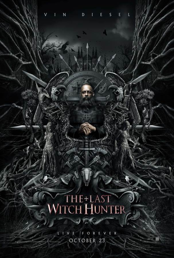 The Last Witch Hunter Movie Review English