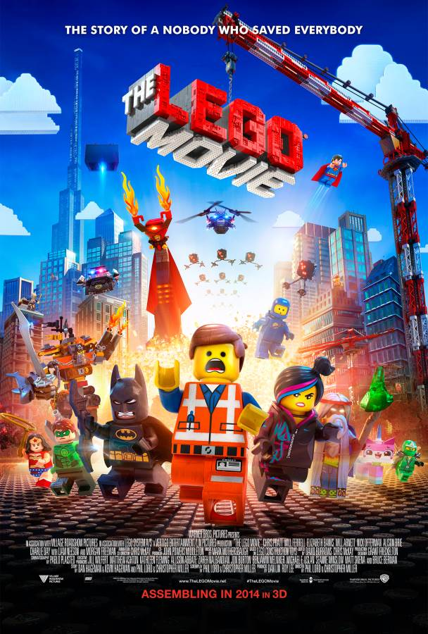 The Lego Movie Review English