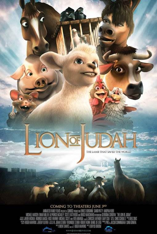 The Lion Of Judah Movie Review English