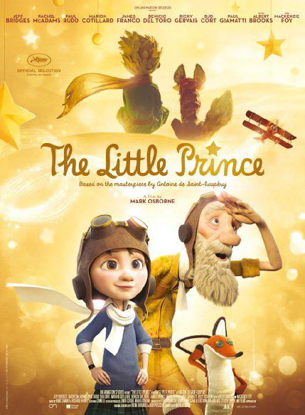 The Little Prince Movie Review English