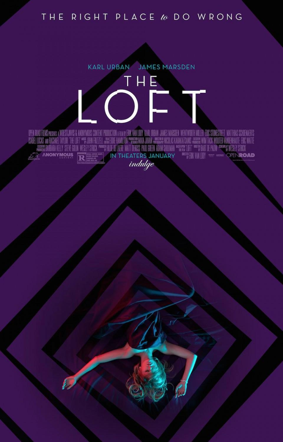 The Loft Movie Review English